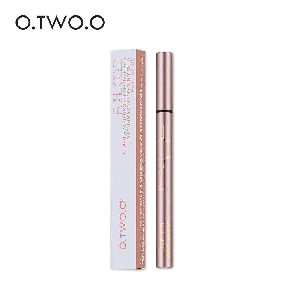OTWOO New Beauty Cat Style Black Long-lasting Waterproof Liquid Eyeliner Eye Liner Pen Pencil Makeup Cosmetic Tool -