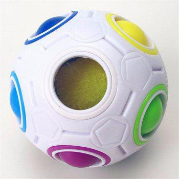 Creative Football Magic Rainbow Ball - COLORFUL