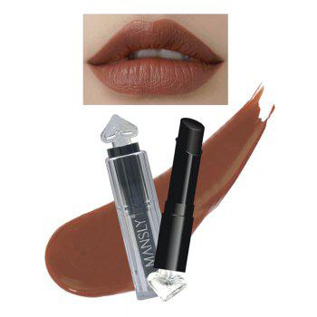 MANSLY Temperature Change Color Black Lipstick - 02#