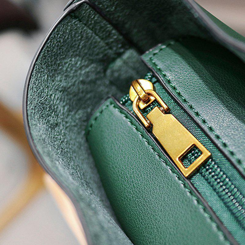 Bai Li 072 Atmospheric Fashion Handbags - GREEN