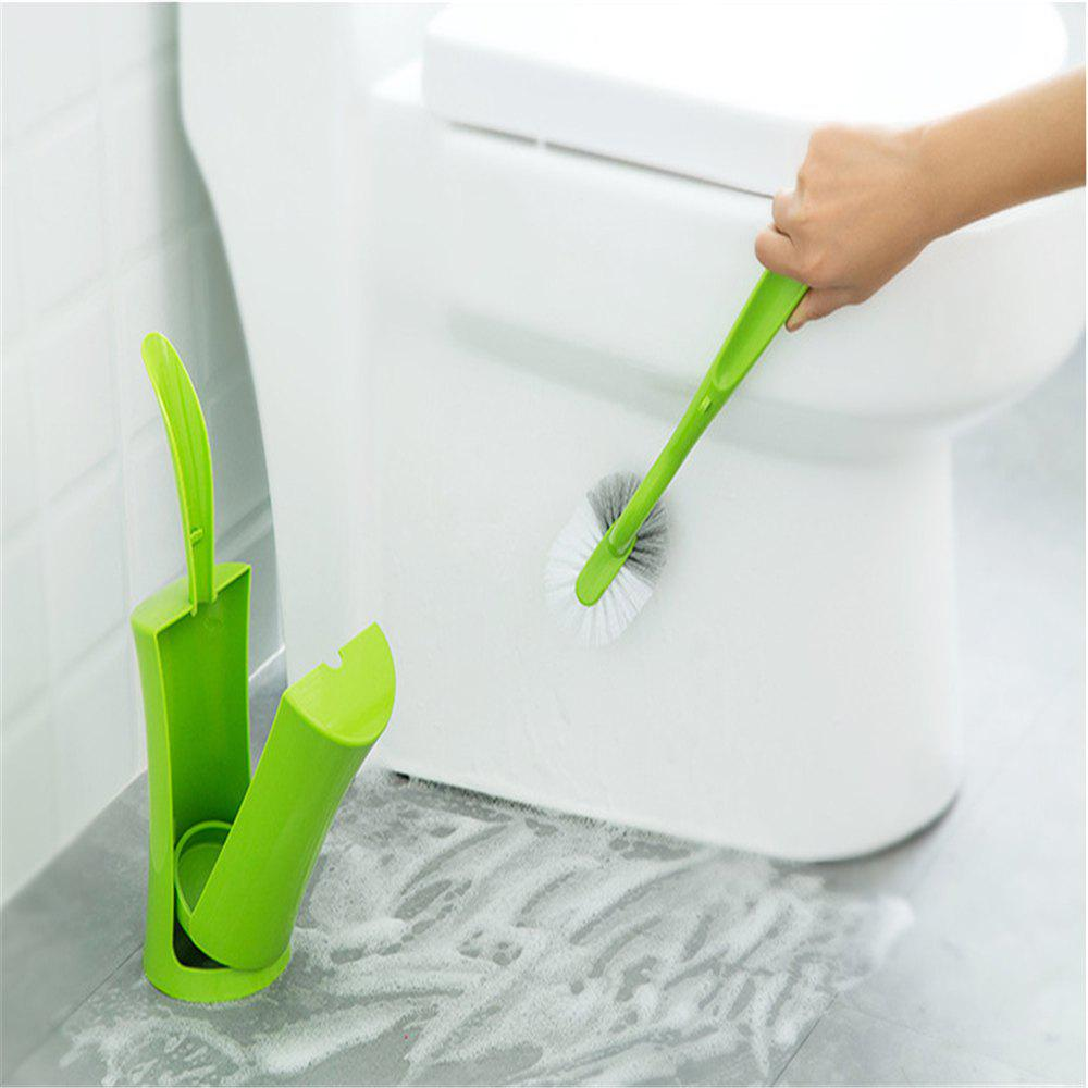 2018 Toilet Brush with Funny Base Household Cleaning Tool Brushes ...