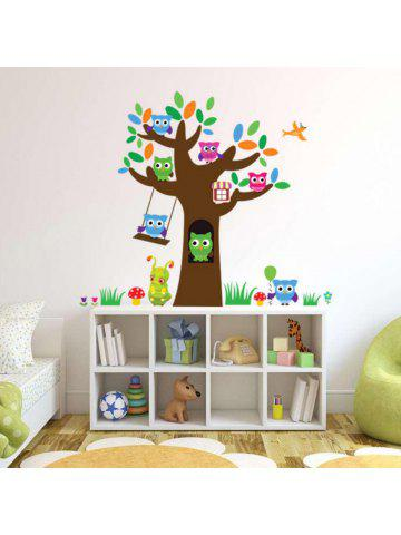 Large Size Black Family Photo Frames Tree Wall Stickers, DIY Home Decoration  Wall Decals Modern Art Murals for Living Room Family Tree Wall Stickers Wall  ...