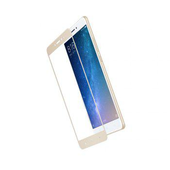 Full Screen Explosion-proof Plastic Film Alloy for Xiaomi Max2 - GOLDEN