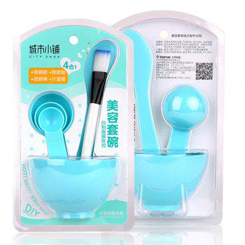 City Shop NCS186 Beauty Bowl Set - WINDSOR BLUE