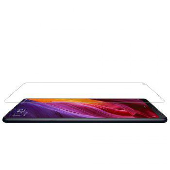 Screen Protector for Xiaomi Mi Mix2 HD Full Coverage High Clear Premium Tempered Glass - TRANSPARENT TRANSPARENT
