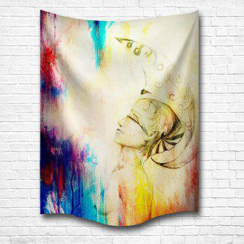 Blessing 3D Digital Printing Home Wall Hanging Nature Art Fabric Tapestry for Bedroom Living Room Decorations - COLORMIX COLORMIX