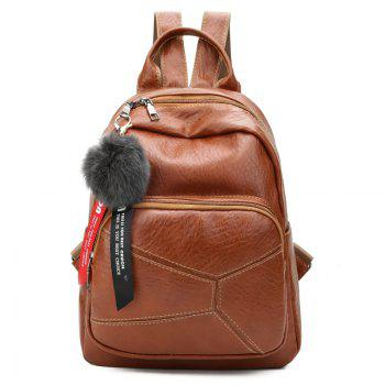 Backpack Wild Soft Leather High Capacity Travel