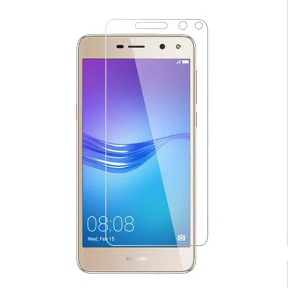 9H Tempered Glass Cover Screen For Huawei Y5 2017  Screen  Protective Film - TRANSPARENT