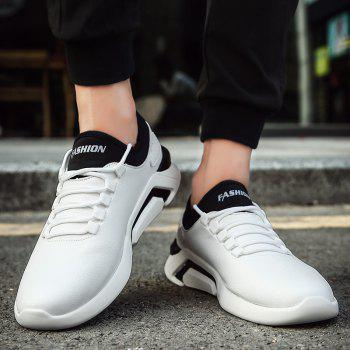 New Lightweight Spring and Autumn Casual Sports Shoes - WHITE 42