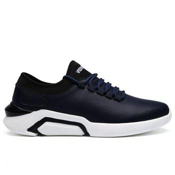 New Lightweight Spring and Autumn Casual Sports Shoes - BLUE BLUE