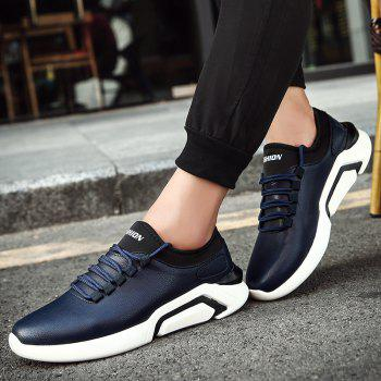 New Lightweight Spring and Autumn Casual Sports Shoes - BLUE 39