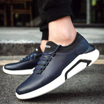 New Lightweight Spring and Autumn Casual Sports Shoes - BLUE 40