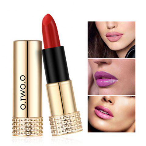 OTWOO Lipstick Matte Long Lasting Kissproof Waterproof  Lip Make Up - 6