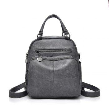 Dual Backpack Multi-functional Backpack - GRAY GRAY