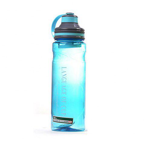 Portable Space Cup 800 milliliter - BLUE