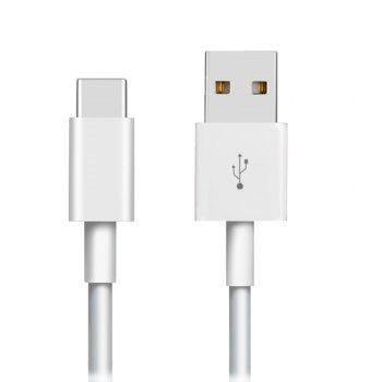 USB 3.1 Type-C to USB 2.0 Charge Data Sync Cable 3m -  WHITE