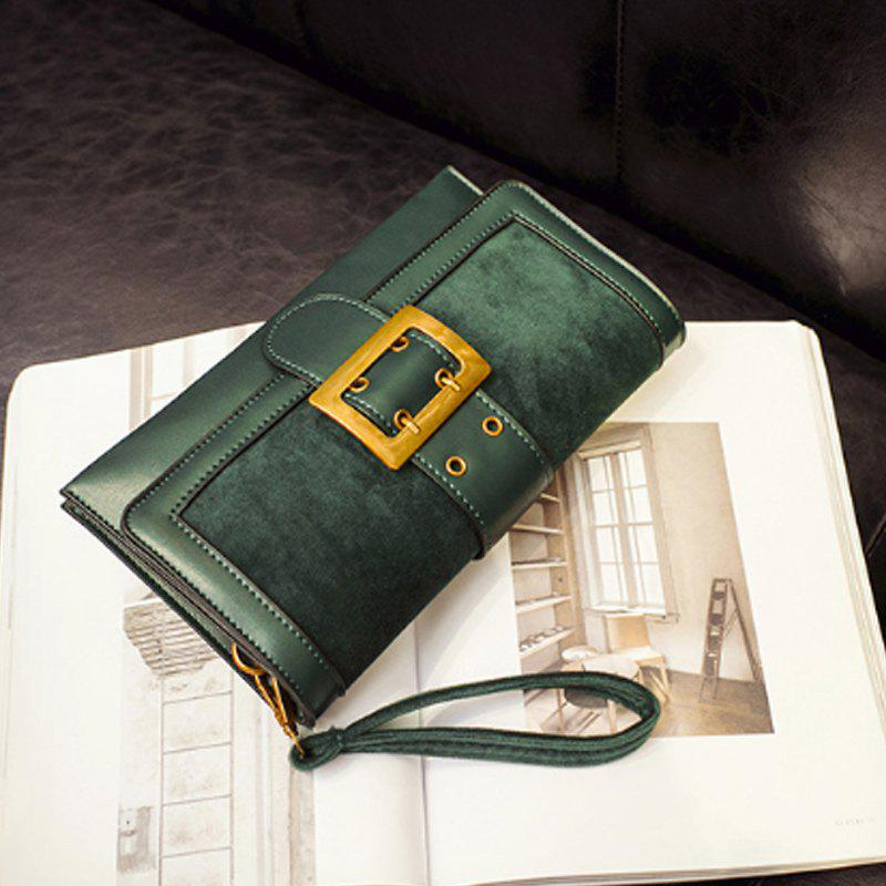 Personality Fashion Temperament Hand Bag - GREEN
