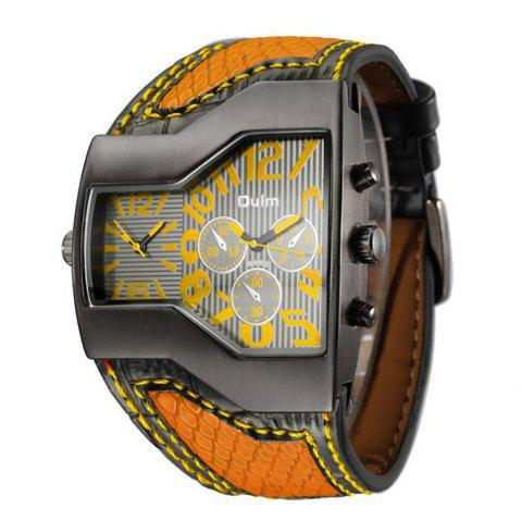 Personality Two Time Zone Tide Watch - DAISY