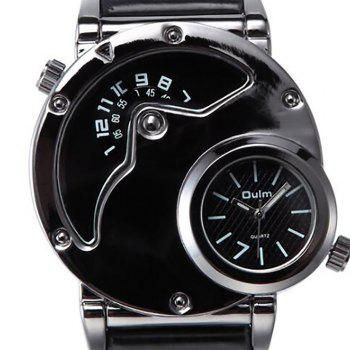 Personality Sports Watch with Fashion and Fashion - BLACK