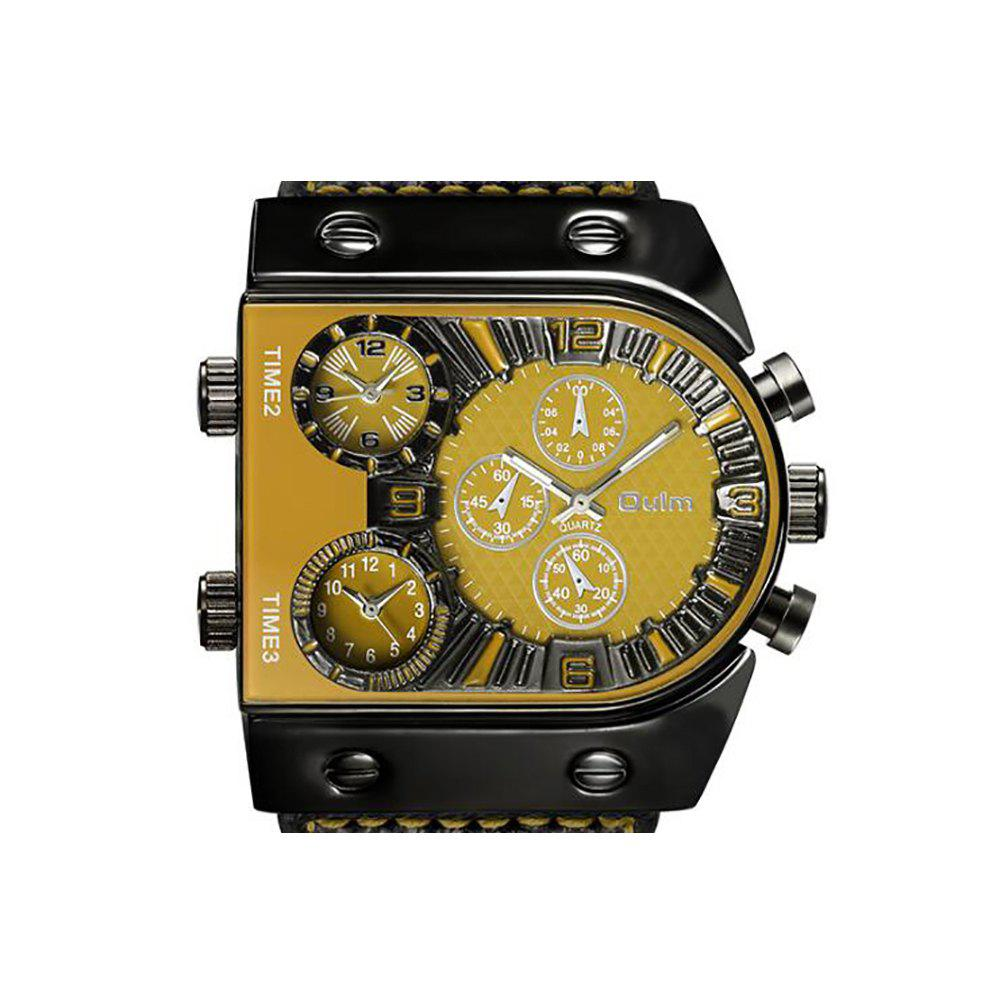 Men's Watch in Multi Time Area of Foreign Trade - MAIZE