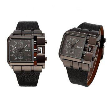 Men's Watch for Foreign Trade and Leisure Single Core - BLACK