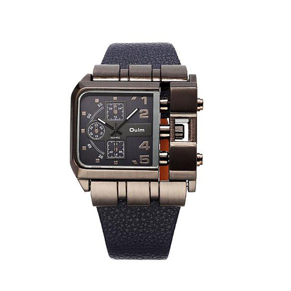 Men's Watch for Foreign Trade and Leisure Single Core - BLUE