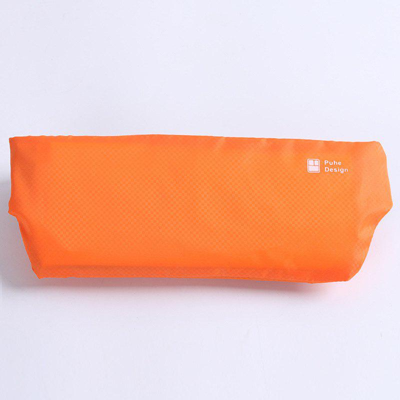 Outdoor Fitness Bag Sports Waist Running Invisible Slim Fitting Small Purse Multifunctional Belt Anti-theft - ORANGE