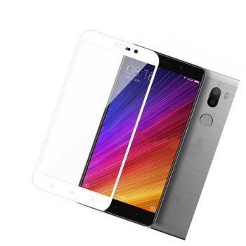 Full Screen Phone Protection Film White for Xiaomi 5S Plus -  WHITE
