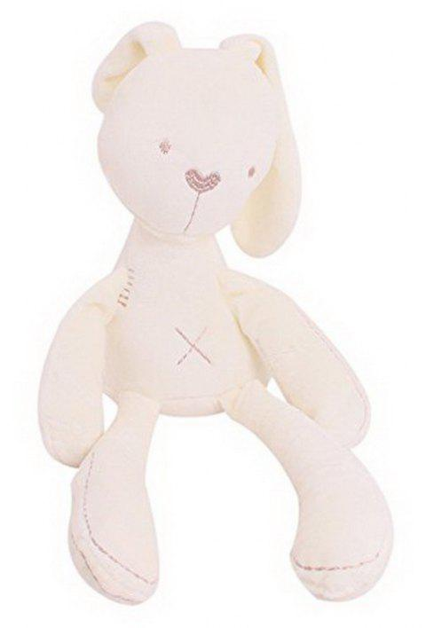 Cute Toys Rabbit for Baby Kids - WHITE 42 X 13 CM