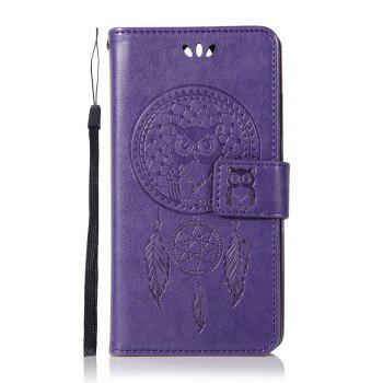 Owl Campanula Fashion Wallet Cover For Nokia 9 Case PU luxury Retro Flip Leather Case Phone Bag With Stand -  DAHLIA