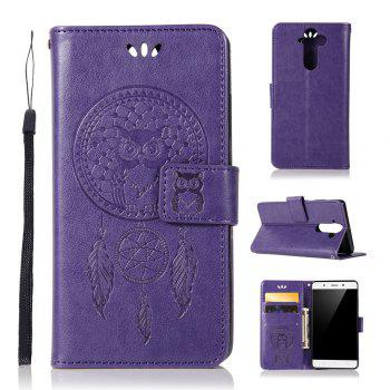 Owl Campanula Fashion Wallet Cover For Nokia 9 Case PU luxury Retro Flip Leather Case Phone Bag With Stand - DAHLIA DAHLIA