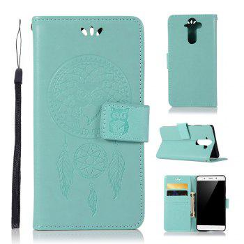 Owl Campanula Fashion Wallet Cover For Nokia 9 Case PU luxury Retro Flip Leather Case Phone Bag With Stand - IVY IVY