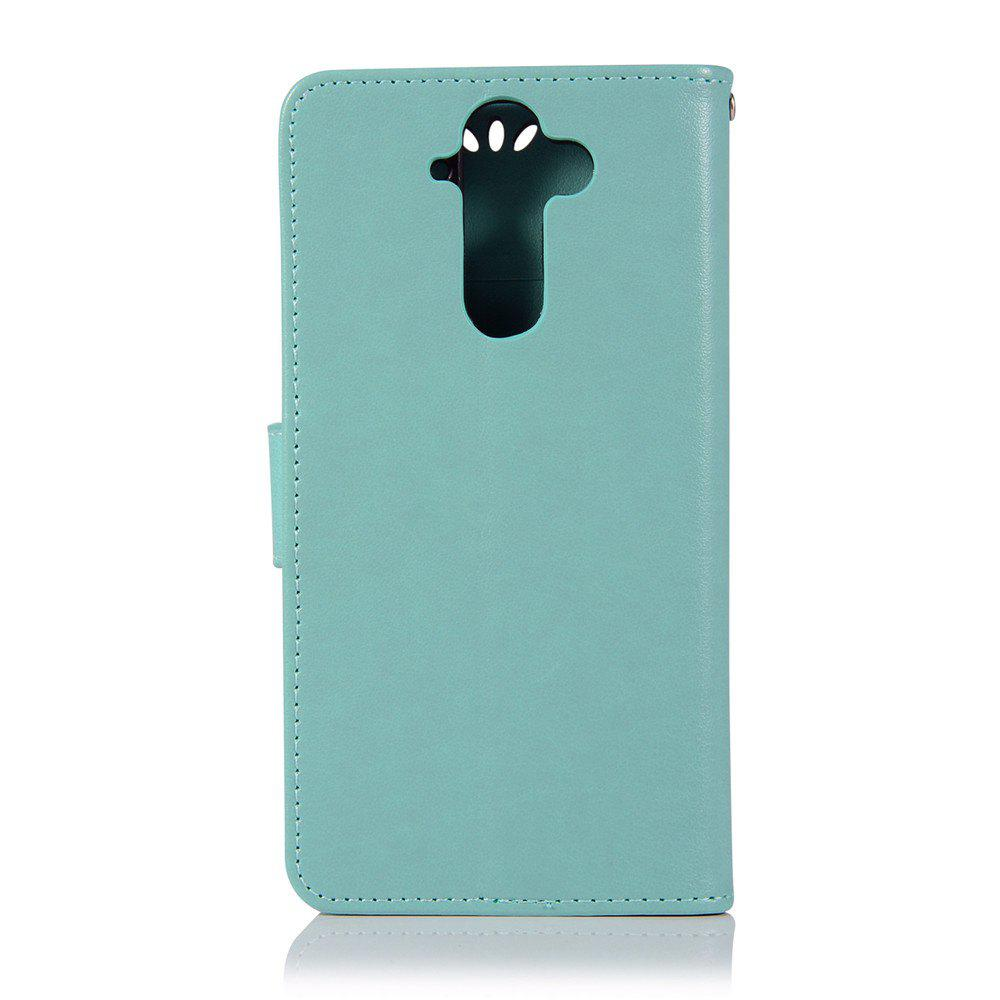 Owl Campanula Fashion Wallet Cover For Nokia 9 Case PU luxury Retro Flip Leather Case Phone Bag With Stand - IVY