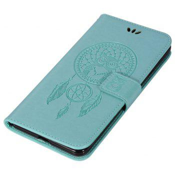 Owl Campanula Fashion Wallet Cover For Google Pixel 2 XL Case PU luxury Flip Leather Case Phone Bag With Stand - IVY