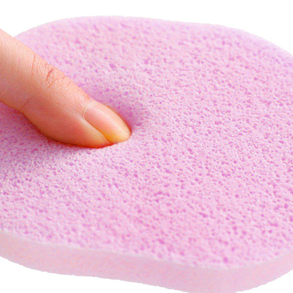 City Shop NCS245 Honeycomb Facial Cleaning Puff - PINK