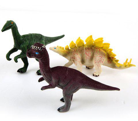 5.5 Inch Dinosaur Static Model Toy A - COLORMIX