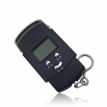 NS-7 Portable Electronic Scales - BLACK