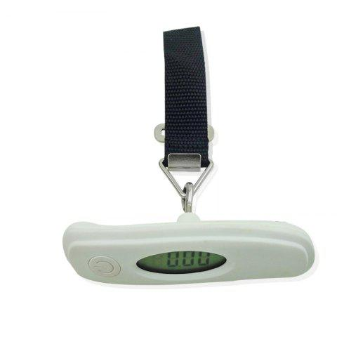 NS-H8 Portable Electronic Scales - SILVER