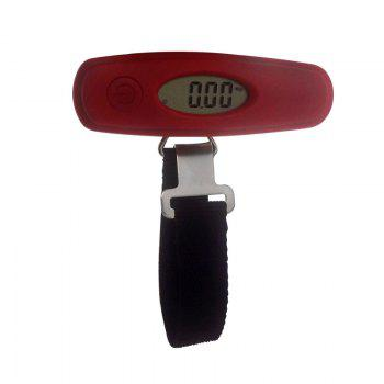 NS-H8 Portable Electronic Scales - RED