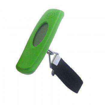 NS-H8 Portable Electronic Scales - GREEN