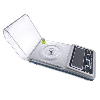 NS-P26 High-Precision Electronic Jewelry Scale - SILVER
