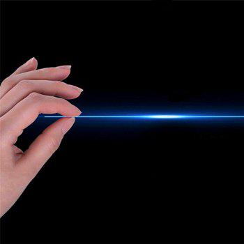 2.5D 9H Tempered Glass Screen Protector Film for LEAGOO S8 - TRANSPARENT