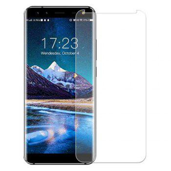 2.5D 9H Tempered Glass Screen Protector Film for LEAGOO S8 - TRANSPARENT TRANSPARENT