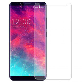 2.5D 9H Tempered Glass Screen Protector Film for LEAGOO S8 Pro - TRANSPARENT TRANSPARENT