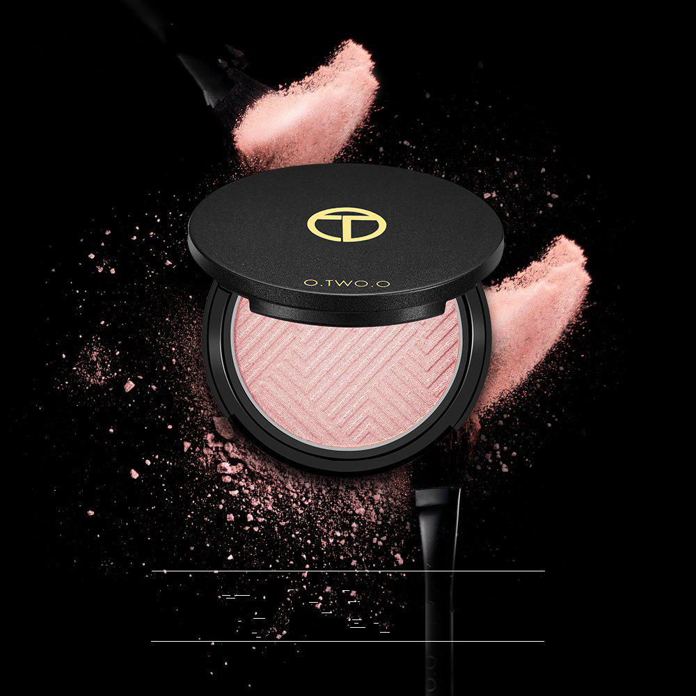 OTWOO Face Highlighter Powder Palette Makeup Shimmer Make Up Cosmetics Hills Trimmer Bronzer -