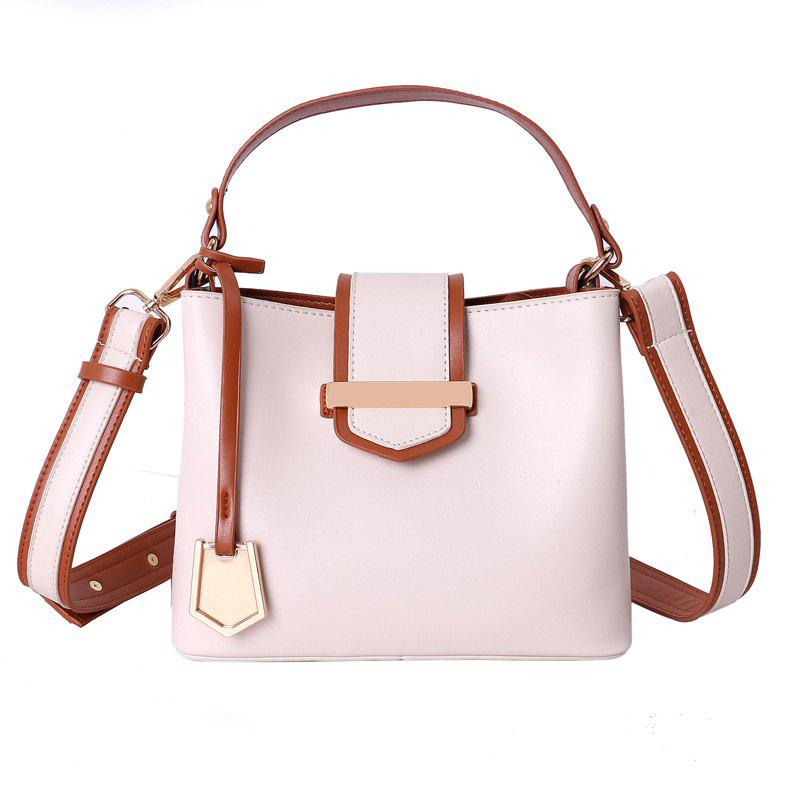 Bai Li 072 Color Fashion Handbags - OFF WHITE