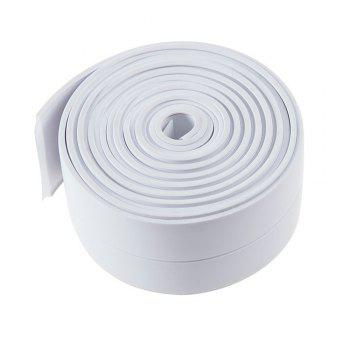 Kitchen Waterproof Anti-Mold Tape 2 Rolls - WHITE 1PC