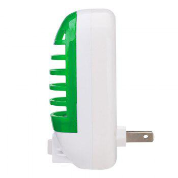 Zapper Electronic Insect Killer Mosquito Lamp Eliminates Most Flying Pests  Night Lamp - GREEN