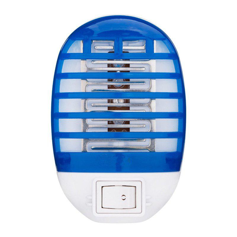 Zapper Electronic Insect Killer Mosquito Lamp Eliminates Most Flying Pests  Night Lamp - BLUE