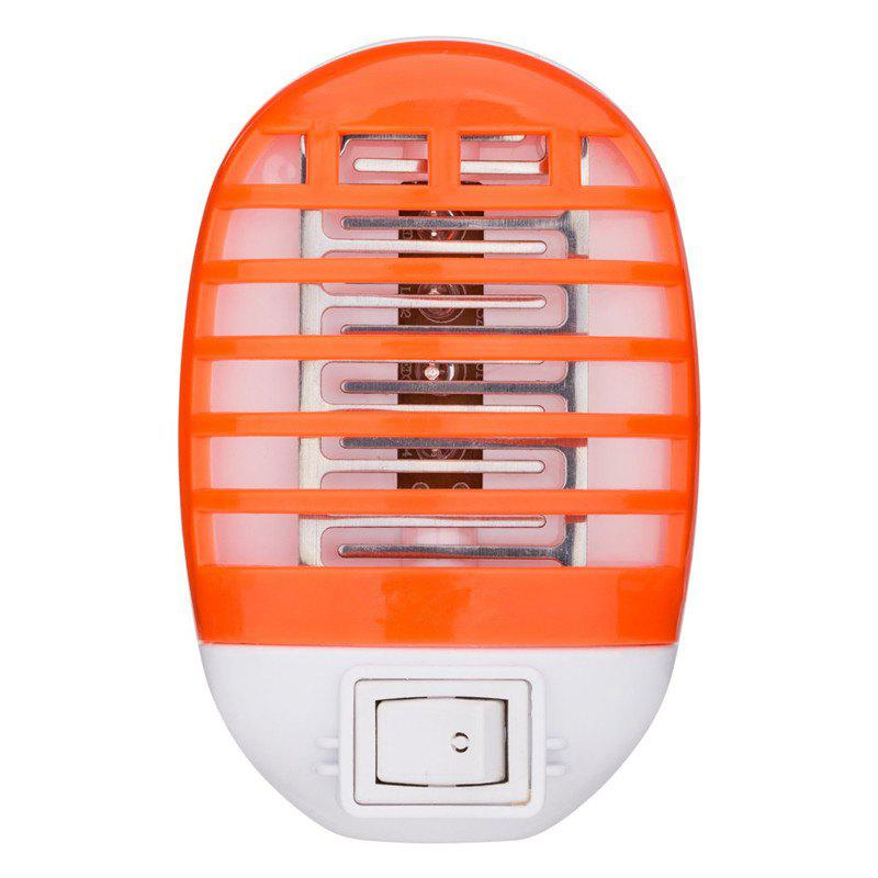 Zapper Electronic Insect Killer Mosquito Lamp Eliminates Most Flying Pests  Night Lamp - ORANGE